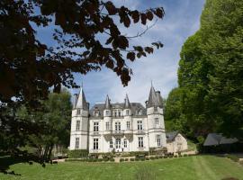 Château de Vallagon, Bourré (рядом с городом Pontlevoy)