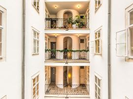Beautiful City Apartment at famous Ballgasse (23)