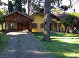Linda casa em Canela