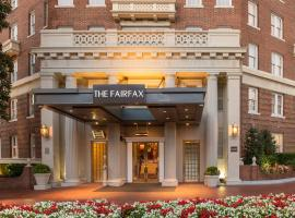 The Fairfax at Embassy Row, Washington D.C