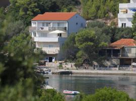 Apartments by the sea Pasadur (Lastovo) - 8351