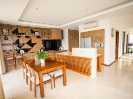 Charming 3BR pool villa
