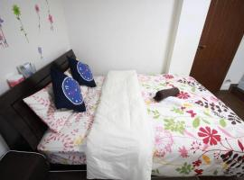 TQ35 apartment in Akihabara area with double bed