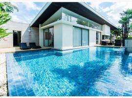 Georgeous villa in phuket