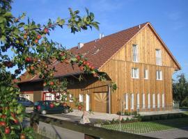 Gästehaus am Sonnenfeld, Sommeri (Langrickenbach yakınında)