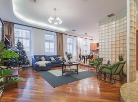 GMApartments roomy mansion at Arbat