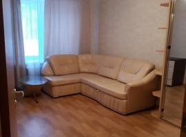 Apartment on Yuntolovsky Prospect