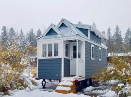 Amazing Tiny House Mountain Living Dream