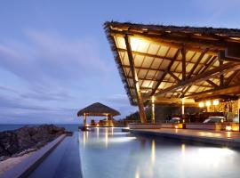 Tadrai Island Resort, Mana Island (рядом с городом Castaway Island)