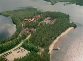 Metsäkartano Outdoor Centre, Кеттуланмяки (рядом с городом Эломяки)