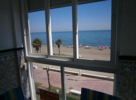 Avenida del Mediterráneo : zona de playa