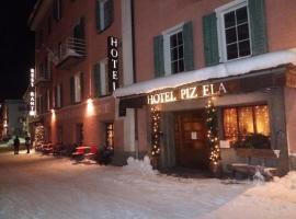 Hotel Piz Ela