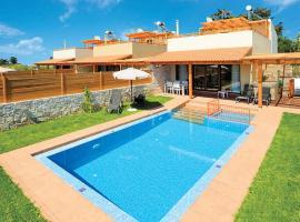 Kolimbari Villa Sleeps 4 Air Con WiFi