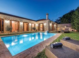 Gaitani Villa Sleeps 5 Air Con WiFi
