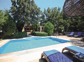 Bitez Villa Sleeps 4 Air Con WiFi