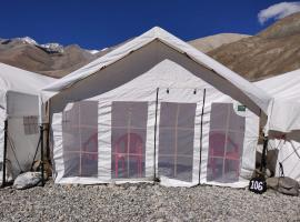 TIH Attic Camp Pangong