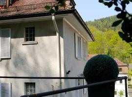 Appartement12 Baden-Baden, Baden-Baden (Geroldsau yakınında)