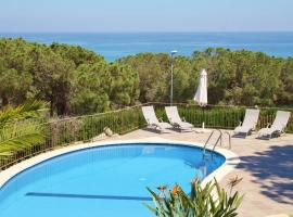 Arenys de Mar Villa Sleeps 8 Pool WiFi