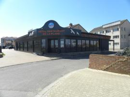 Hôtel De La Plage, Calais