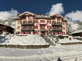 Swiss Historic Hotel du Pillon, Grand Chalet des Bovets