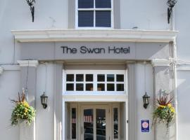 The Swan Hotel, New Alresford (рядом с городом Cheriton)
