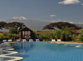 Kilima Safari Camp, Amboseli
