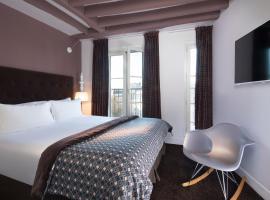 Hôtel Marais Hôme
