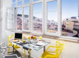 Hello Lisbon Rossio Collection Apartments