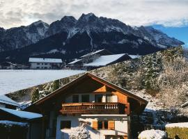 ''The View'' Chalet