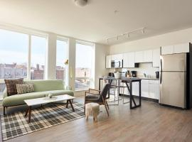 Lively Uptown Suites by Sonder