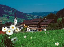 Genusshotel Alpenblick, Lingenau (Langenegg yakınında)