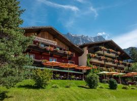Hotel Ehrwalderhof