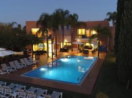Villa do Laguna