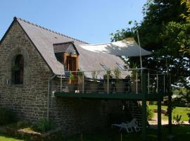 Le Kergoff, Sulniac (рядом с городом Treffléan)