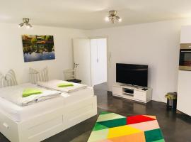Ruhige Wohnung in zentraler Lage Tübingens