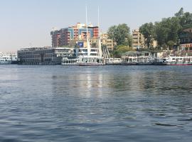Hotel unit Nile view
