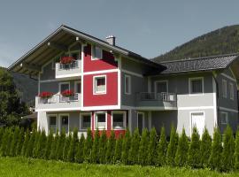 Appartements Jäger, Flachau (Oberdorf yakınında)