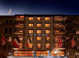 Hotel Rival, Estocolmo
