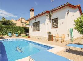 Three-Bedroom Holiday Home in Tordera