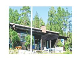 Four-Bedroom Holiday Home in Vingaker
