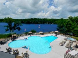 Woodloch Pines Resort, Hawley