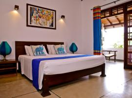 Blue Elephant Boutique Hotel