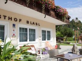 Familiengasthof Blasl