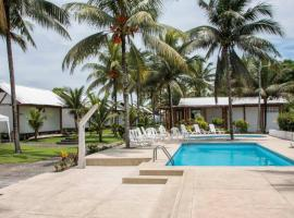Hotel El Rampiral, Same (Tonchigüe yakınında)