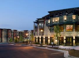 Luxury Parkside Apartments