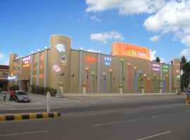 Kampongsom City Hotel & Casino, Sianukvilis