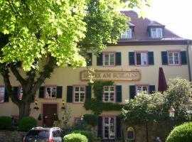 Hotel Am Schloss, Alzey (Freimersheim yakınında)