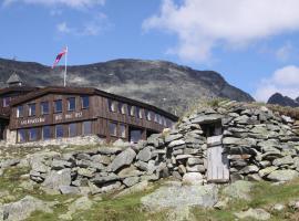 Leirvassbu Fjellstue, Boverdalen
