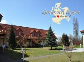 Landhotel Rügen, Stönkvitz (Natzevitz yakınında)