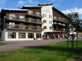 Pernilla Wiberg Hotel, Idre (рядом с регионом Lofsdalen)